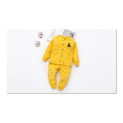 bambino jaune