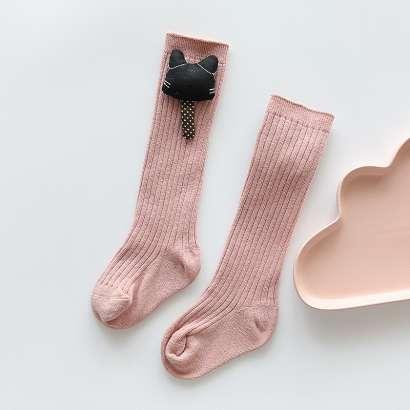 chaussette rosée